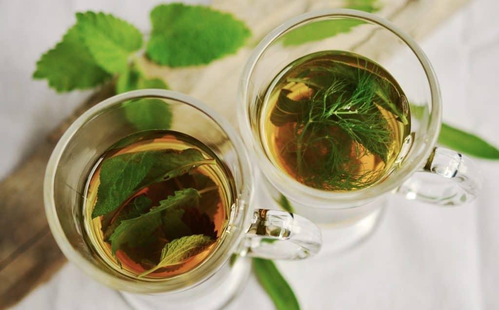 Herbal tea detox myth