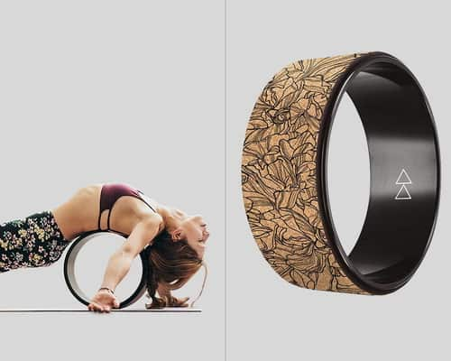 yoga design wheel