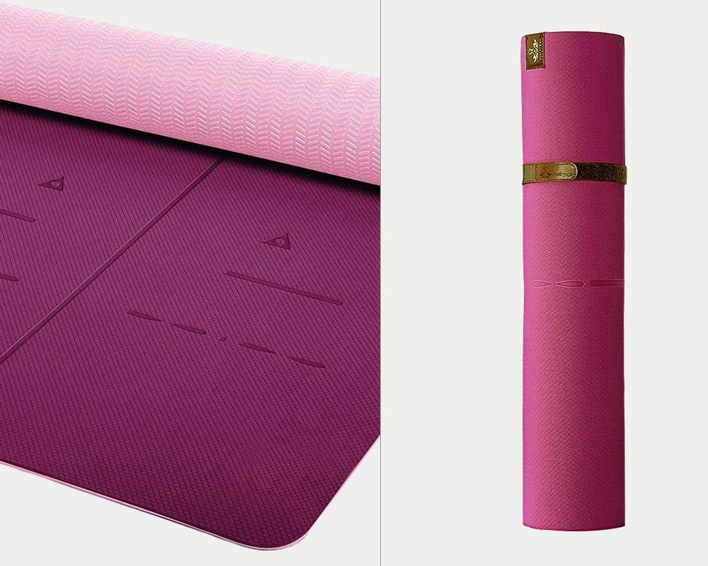 Heath Yoga Eco-friendly yoga mat