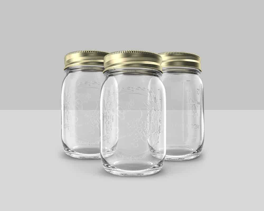 jars zero-waste