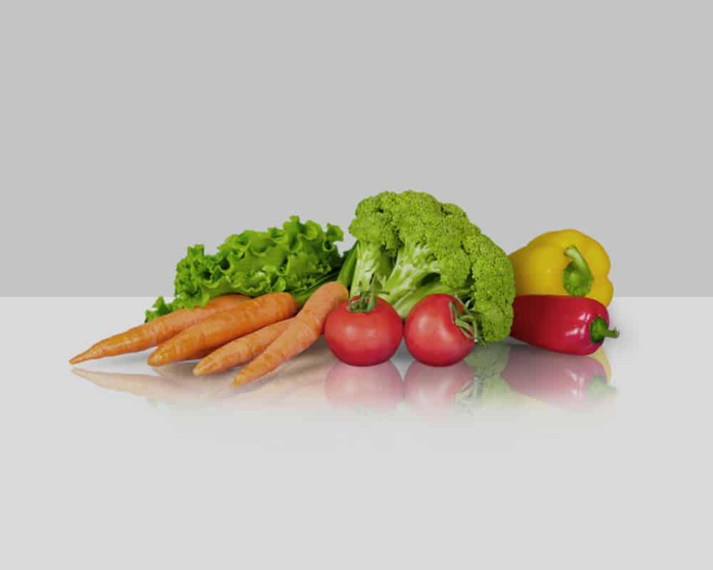 vegetable zero waste
