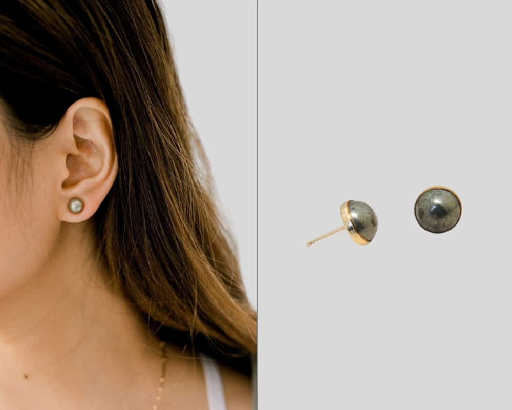earrings in one year and alone