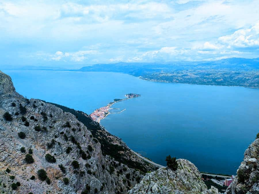 egirdir lake view