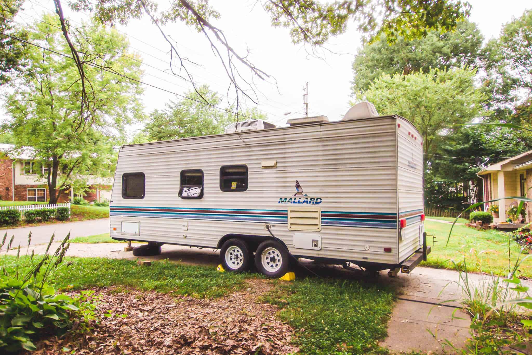 tiny home camper van